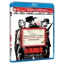 Nespoutaný Django + comic book (Bluray) - ! SLEVY a u nás i za registraci !