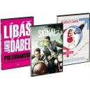 Kolekce českých komedií (Signál, Perfect Days, Líbáš jako ďábel) 3DVD (DVD) - ! SLEVY a u nás i za registraci !