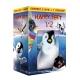 Kolekce Happy Feet 1+2 s plyšákem 2DVD (DVD)