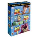 Toy Story: Příběh hraček kolekce 1 - 3 3DVD (DVD) - ! SLEVY a u nás i za registraci !