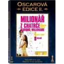 Milionář z chatrče - Oscarová edice II. (DVD)