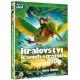 Království lesních strážců 3D+2D+DVD 3 disky (Bluray)