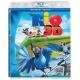 Rio 1 2D + 3D 2BD (Bluray)