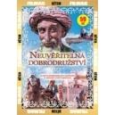 Neuvěřitelná dobrodružství - edice FILMAG dětem (DVD)