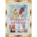 Dvanáct měsíčků DVD1 ze 2 - edice FILMAG dětem (DVD)
