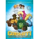 Gormiti 07. DVD - 1. série - edice FILMAG dětem (DVD)