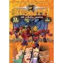 Gormiti 12. DVD - 2. série - Věk velkého zatmění - edice FILMAG dětem (DVD)