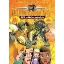 Gormiti 13. DVD - 2. série - Věk velkého zatmění - edice FILMAG dětem (DVD)