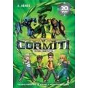Gormiti 20. DVD - 3. série - Vládci přírody se vrací - edice FILMAG dětem (DVD)