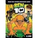 BEN 10 - 08. DVD - edice FILMAG dětem (DVD)