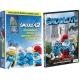 Šmoulové 1 + 2 - EXKLUZIVNÍ DÁRKOVÁ EDICE s hračkou 2DVD (DVD)