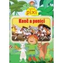 Zvědavý Pixi: Koně a poníci (DVD)