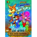 Willy Fog - 20000 mil pod mořem (DVD)