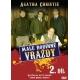 Malé rodinné vraždy Agathy Christie 2. díl (DVD)