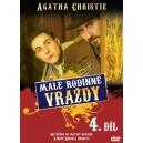 Malé rodinné vraždy Agathy Christie 4. díl (DVD)