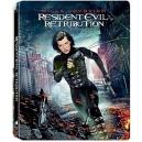 Resident Evil: Odveta 2D + 3D 2BD STEELBOOK (Bluray)