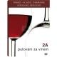Putování za vínem 2 - disk A (Francie 1 - Alsasko, Champagne, Burgunsko, Beaujolais) (DVD)