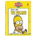 Simpsonovi ve filmu - edice Bav se s námi! (DVD) DÁME VÁM NÁKUP ZA 1500 KČ ZDARMA