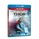Thor: Temný svět 2D + 3D 2BD (Thor 2) (Bluray)