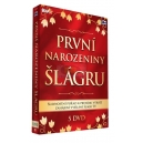 1. narozeniny Šlágr TV 5DVD (DVD)