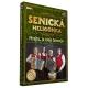 Senická heligonka - Hrajte, já ráda tancuju 1CD + 1DVD (DVD)