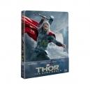 Thor: Temný svět 2BD STEELBOOK (DOVOZ) (3D+2D) (Bluray)