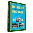 Trojlístek nejslavnějších dechovek 2 (DVD)