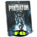Predátor 1 - Nesestříhaná verze - Steelbook (dovoz) (Bluray) - ! SLEVY a u nás i za registraci !