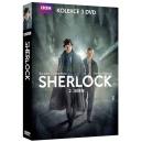 Sherlock 2. série komplet 3DVD (DVD) - ! SLEVY a u nás i za registraci !