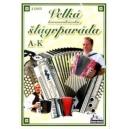 Velká harmonikářská šlágrparáda A-K (1-2) 2DVD (DVD)