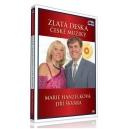 Marie Hanzelková a Jiří Škvára - edice Zlatá deska České muziky (DVD)