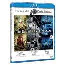 Kolekce filmů Karla Zemana 1BD (Cesta do pravěku, Baron Prášil, Vynález zkázy) (Bluray) - ! SLEVY a u nás i za registraci !
