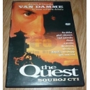 The Quest: Souboj cti (DVD) (Bazar)