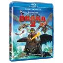 Jak vycvičit draka 2 3D + 2D 2BD (DVD) 08.11.2014
