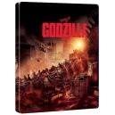 Godzilla 3D + 2D 2BD 2014 FUTUREPACK STEELBOOK (Godzila) (Bluray) 01.10.2014