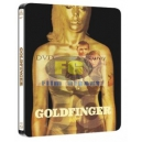 Goldfinger STEELBOOK (James Bond 007) (Bluray) - ! SLEVY a u nás i za registraci !