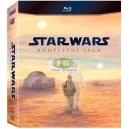 Star Wars: Kompletní sága 9BD (Star Wars: Complete Saga) (Bluray)