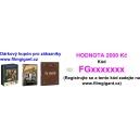 Dárkový poukaz 2000,-- Kč pro nákup DVD a Bluray filmů bez omezení