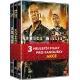 Kolekce Akční filmy (Smrtonosná past 5: Zpět v akci, Konečná, Plán útěku) (DVD)
