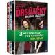 Kolekce Komedie (Drsňačky, Machři 2, Jump Street 21) (DVD)