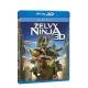 Želvy Ninja 1 3D + 2D 2BD (2014) (Bluray)