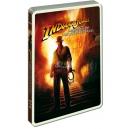 Indiana Jones a Království křišťálové lebky 2DVD STEELBOOK (4. díl) (DVD) - ! SLEVY a u nás i za registraci !
