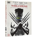 Wolverine 2D + 3D + BLURAY - rozšířená verze + kinoverze O-ring 3BD - Sběratelká edice (Bluray)