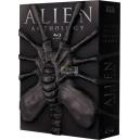 Vetřelci (Alien Anthology) STEELBOOK 6BD (Vetřelec, Vetřelci, Vetřelec 3, Vetřelec: Vzkříšení) (Bluray)