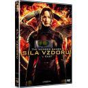 Hunger Games 3: Síla vzdoru 1. část (DVD)