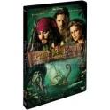 Piráti z Karibiku 2: Truhla mrtvého muže (DVD)