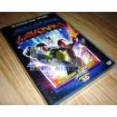 Dobrodružství Žraločáka a Lávovky 3D (DVD) (Bazar)