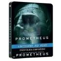 Prometheus 3BD steelbook (Bluray 3D + 2D)