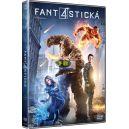 Fantastická čtyřka (2015) (DVD)