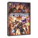 Liga spravedlivých vs Mladí Titáni (DVD)